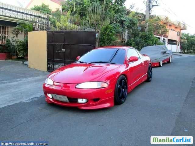 Picture of Mitsubishi Eclipse Automatic 1998