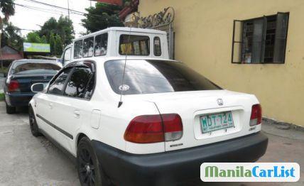 Honda Civic Automatic 1998 in Batangas