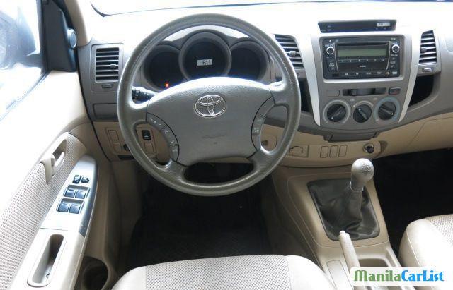 Toyota Hilux Manual 2009