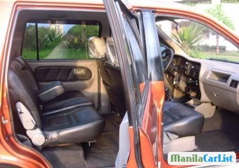 Isuzu Crosswind Automatic 2003 in Maguindanao