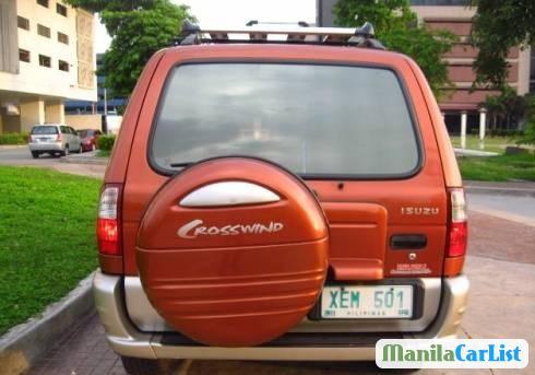 Isuzu Crosswind Automatic 2003 in Philippines