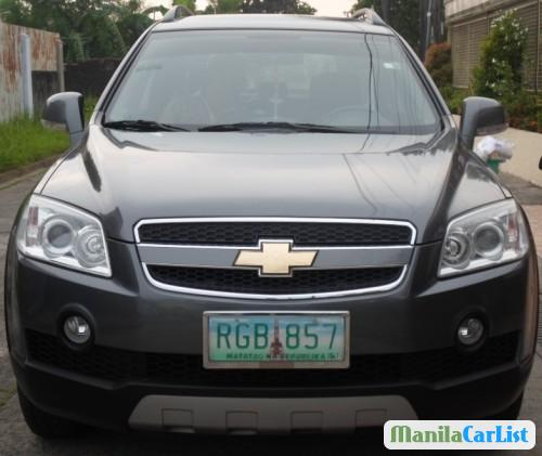 Picture of Chevrolet Captiva Automatic 2007