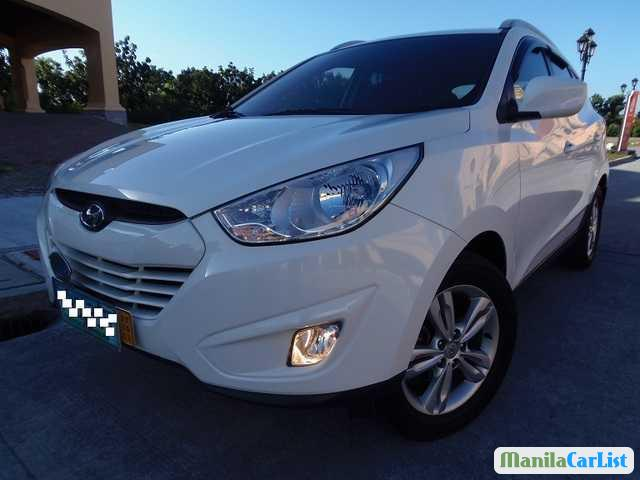 Picture of Hyundai Tucson Manual 2011