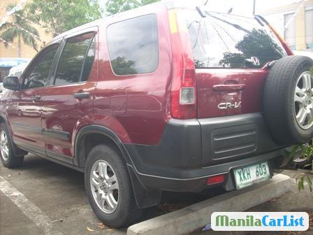 Honda CR-V Manual 2003 in Albay