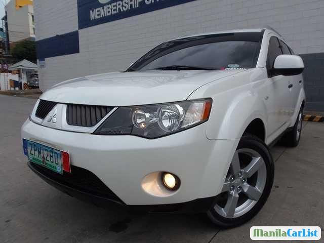 Pictures of Mitsubishi Outlander Automatic 2008