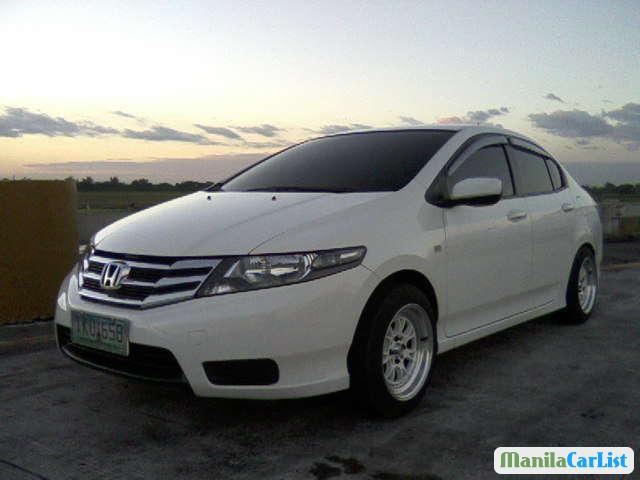 Picture of Honda City Manual 2016