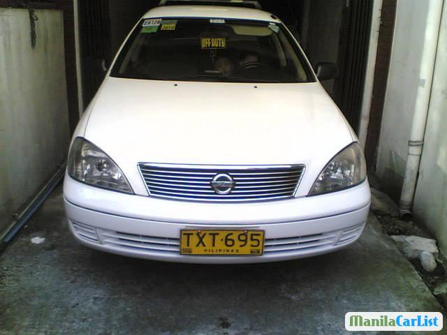 Picture of Nissan Sentra Manual 2008