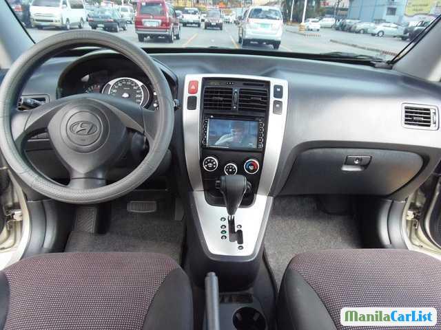 Hyundai Tucson Automatic 2007 - image 3