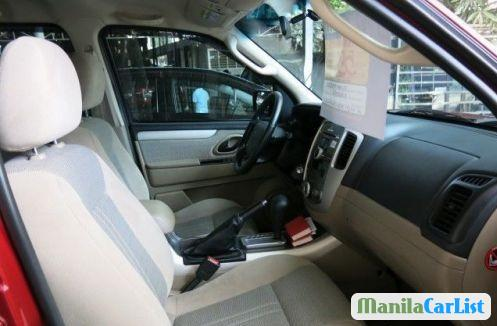 Picture of Ford Escape Automatic 2009 in Tawi Tawi