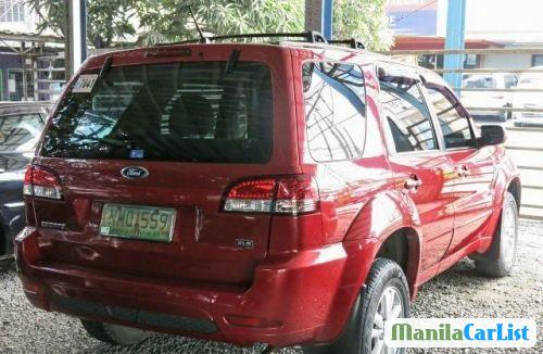 Ford Escape Automatic 2009 in Philippines - image