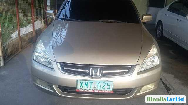 Pictures of Honda Accord Automatic 2004