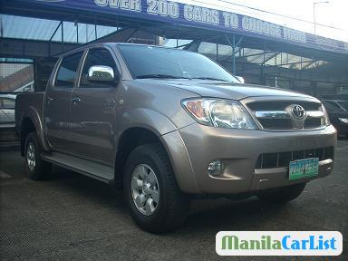 Picture of Toyota Hilux Automatic 2006