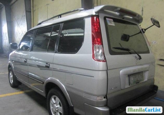 Mitsubishi Adventure Manual 2007 in Biliran