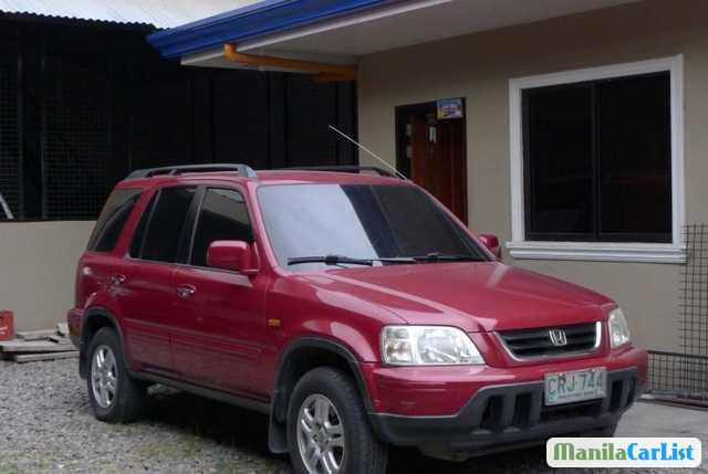 Pictures of Honda CR-V Manual 2000