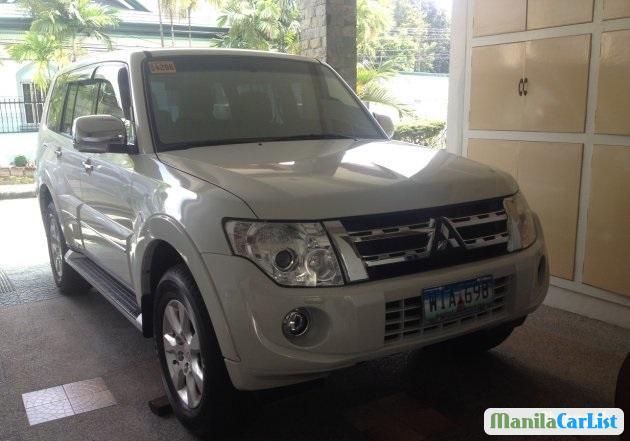 Picture of Mitsubishi Pajero 2013