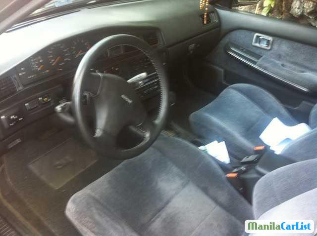 Nissan Other Manual 1991