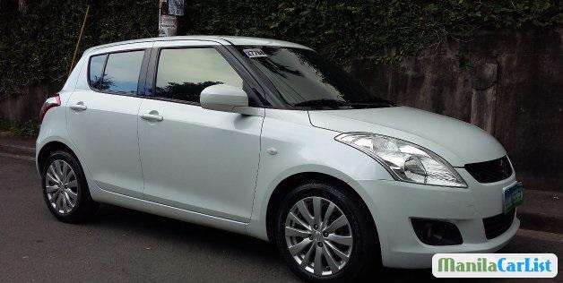 Picture of Suzuki Swift Automatic 2012